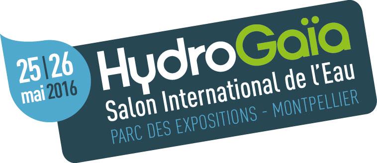 Logo salon hydrogaîa 2016